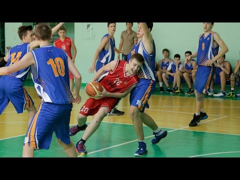Баскетбол. Первенство Самарской области Ю2001