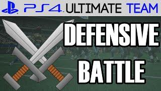 Madden 15 - Madden 15 Ultimate Team - DEFENSIVE BATTLE | MUT 15 PS4 Gameplay