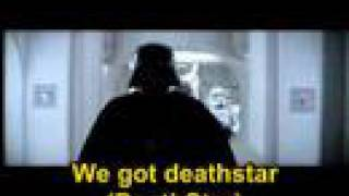 Star Wars gangsta rap with Subtitles and Lyrics
