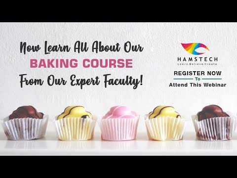 Join Our Bakery Classes and Learn All About Baking Tools for ...