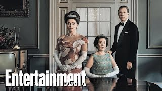 'The Crown's Olivia Colman, Tobias Menzies & More On New Season   Cover Shoot   Entertainment Weekly