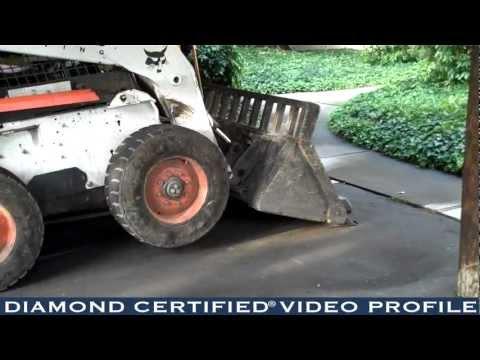 Diamond Certified- Black Diamond Paving