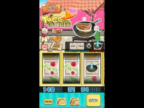 Video of Taco Grill Slot Machine