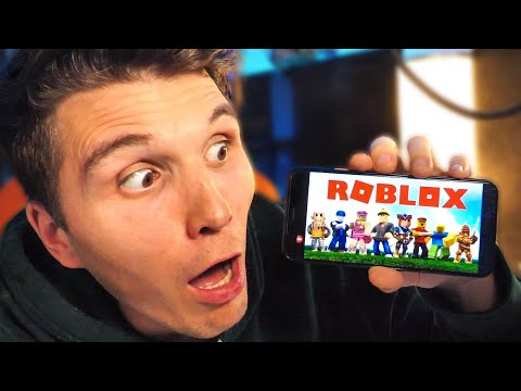 Paluten spielt zum ersten mal ROBLOX