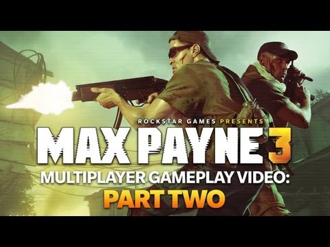 The Slow Motion Chaos Of Max Payne's Multiplayer