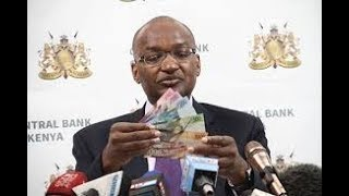 Where to find over Kshs. 7 Billion old notes that were never recovered back
