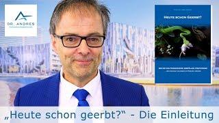 """Seit der Frankfurter Buchmesse im Handel: """"Heute schon geerbt?"""" als Print"""