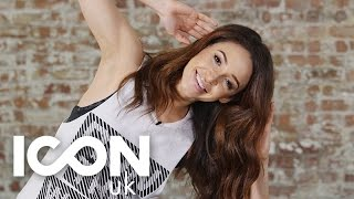 Workout: Quick and Easy Warm Up | Danielle Peazer by ICON UK