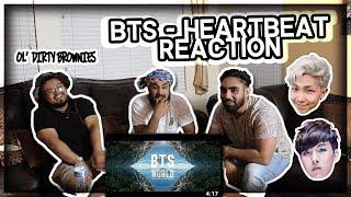 BTS (방탄소년단) 'Heartbeat (BTS WORLD OST)' MV | REACTION | #BTSWORLD