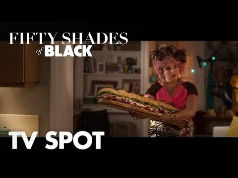 Fifty Shades of Black ('New Year's Resolutions' Trailer)