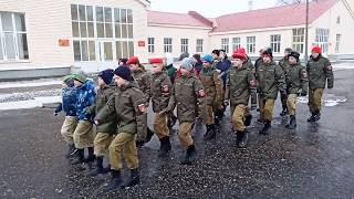 Подготовка к Параду Победы!