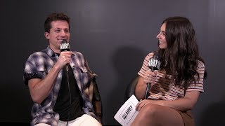 Interview With Charlie Puth