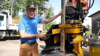 Has Your TMK Tree Shear Collector Been Releasing Trees?