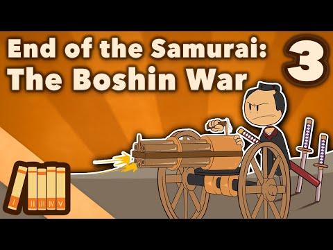Konec samurajů: Válka Bošin - Extra Credits