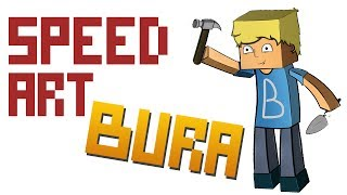 SpeedArt #9 Bura