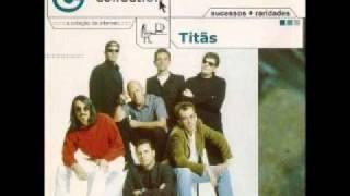 """Titãs - """"Clitóris (versão remix)"""" 1991"""