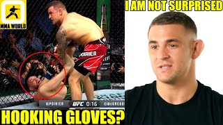 Conor McGregor was pulling illegal moves during the fight at UFC 264-Dustin Poirer,RDA on Conor