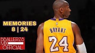 Kobe Bryant Mix Memories ft Maroon 5 Career Mixtape Video