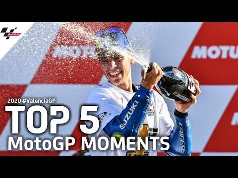 MotoGP バレンシアGP モルビデリが優勝した決勝レースの様子をまとめたハイライト動画