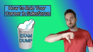 Salesforce Exam Dumps - Are They Worth It?