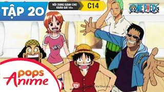 One Piece Tập 20 - Đầu Bếp Trứ Danh! Sanji Và Nhà Hàng Nổi - Hoạt Hình Tiếng Việt