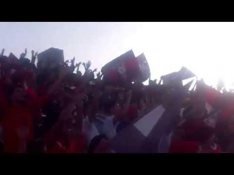 """""""Bombos y Trompetas de la División del Norte"""" Barra: División del Norte • Club: Mineros de Zacatecas"""