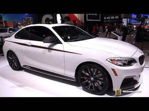 2015 BMW 2-Series M235i Coupe M Performance - Exterior, Interior Walkaround - 2015 Detroit Auto Show