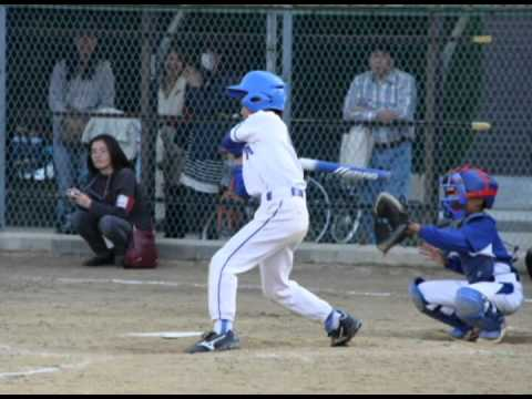 平成23年 茨田小 ソフトボール大会 最後の秋