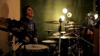 Dance Gavin Dance - Backwards Pumpkin Song (Drum Cover)