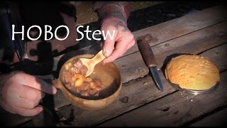 Hobo Stew and Corn Bread