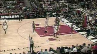 Bulls vs. Sonics 1996 NBA Finals game 6 (9/...)