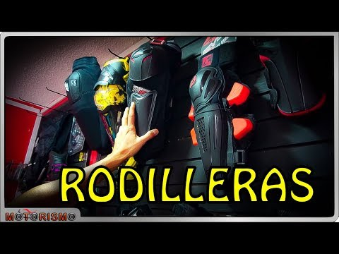 COMPRANDO RODILLERAS | BUSCANDO LAS ADECUADAS - Motorismo