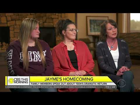 The aunts of Jayme Closs, a 13-year-old Wisconsin girl who escaped after being held against her will for three weeks, are praising her strength and courage. (Jan. 14)
