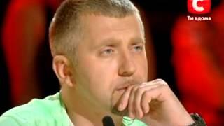 «Х фактор» Третий сезон  Харьков  Виолетта Козакова