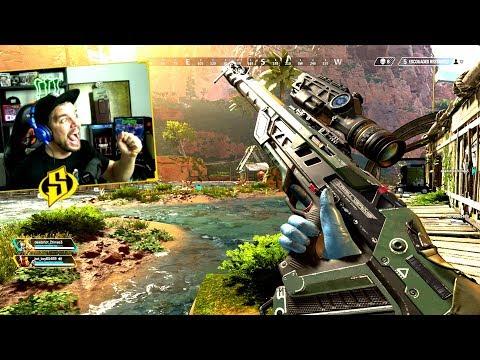 APEX LEGENDS GAMEPLAY: NOUVEAU BATTLE ROYALE GRATUIT sur PS4, XBOX ONE et PC !!