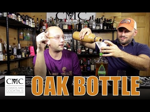 The Oak Bottle Review, with Tequila