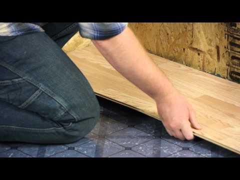 Installing New Flooring Over Linoleum : Let's Talk Flooring