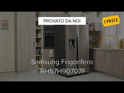 Video Recensione Frigorifero Samsung RH57H90707F