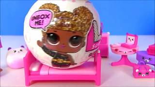 #Лол LoL Surprise Кукла Лол опоздала на Самолёт #Видео для детей! Мультик с игрушками! Сюрпризы Лол