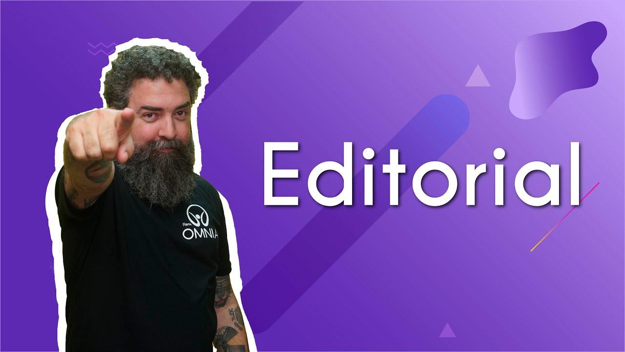 Editorial | Gêneros textuais