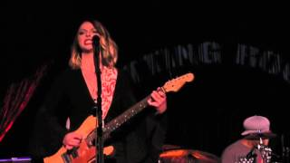 """SAMANTHA FISH """"When You Hold Me Tight"""" NYC 2-13-16"""