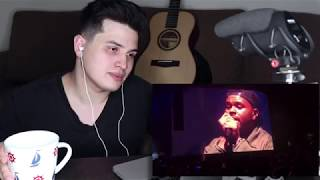 Vocal Coach Reaction To The Weeknd At Coachella 2018 Emotional