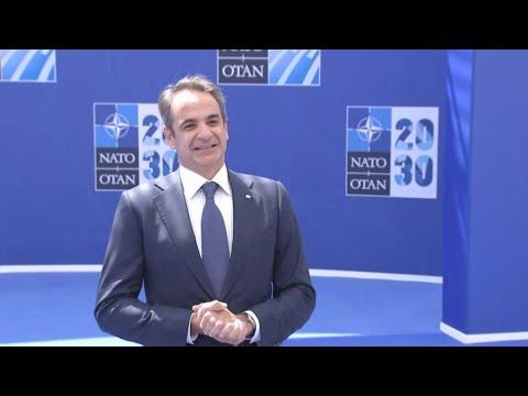 Κυρ. Μητσοτάκης: Η Ελλάδα είναι πυλώνας σταθερότητας στην περιοχή της Νοτιοανατολικής Μεσογείου