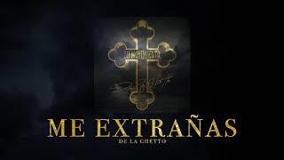 """De La Ghetto - """"Me Extrañas"""" [Audio Oficial]"""