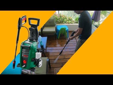 סקירה - מתיז מים בלחץ Bosch Aquatak 135