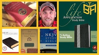 Blatantly Biased Bibles? (Review of Popular Study Bible Editions)