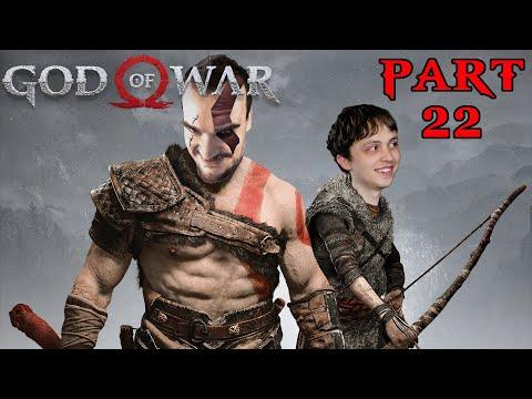 Barb plays God of War Part 22: Oof