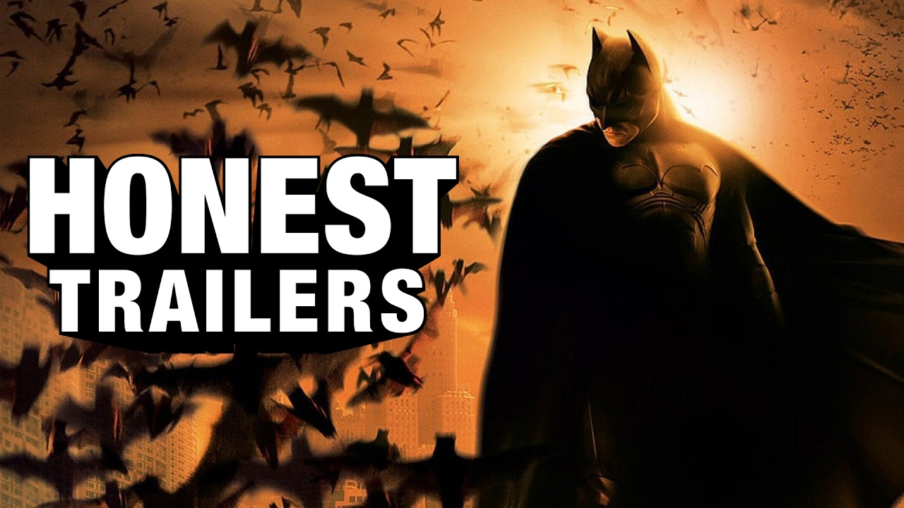 'Batman Begins' Just Got An Honest Trailer