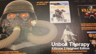 Killzone 3 Helghast Edition Unboxing & Overview thumbnail