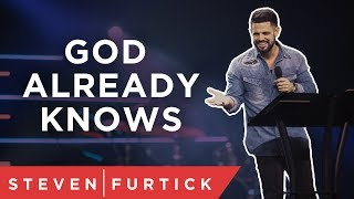 God, what do you want me to do?   Pastor Steven Furtick